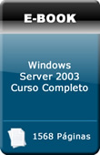 Windows Server 2003 - Curso Completo
