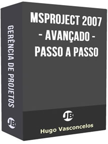 MSProject 2007 - Avan�ado - Passo a Passo