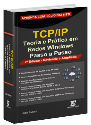 Aprenda com Julio Battisti: TCP/IP!